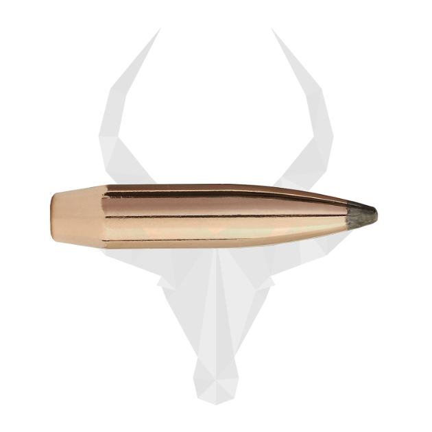 Sierra GameKing Spitzer Boat Tail Bullets (7mm, 175GR)