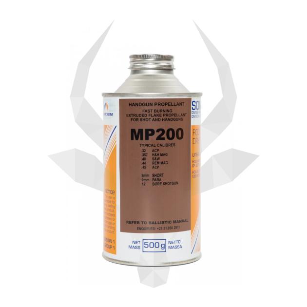 Somchem MP200 Reloading Powder (500g)